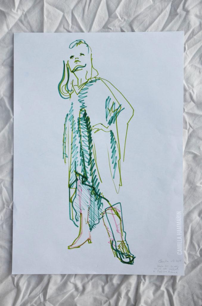 Accessoaren och människan: Kajsa i stövlar