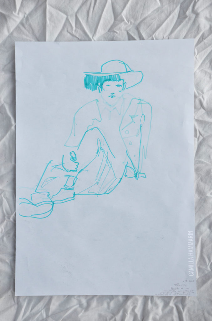 Accessoaren och människan: Fredrik i hatt och kavaj